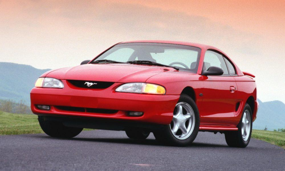 Guide Ford 1994 Sn95 Mustang Generation Practical Buying Gt