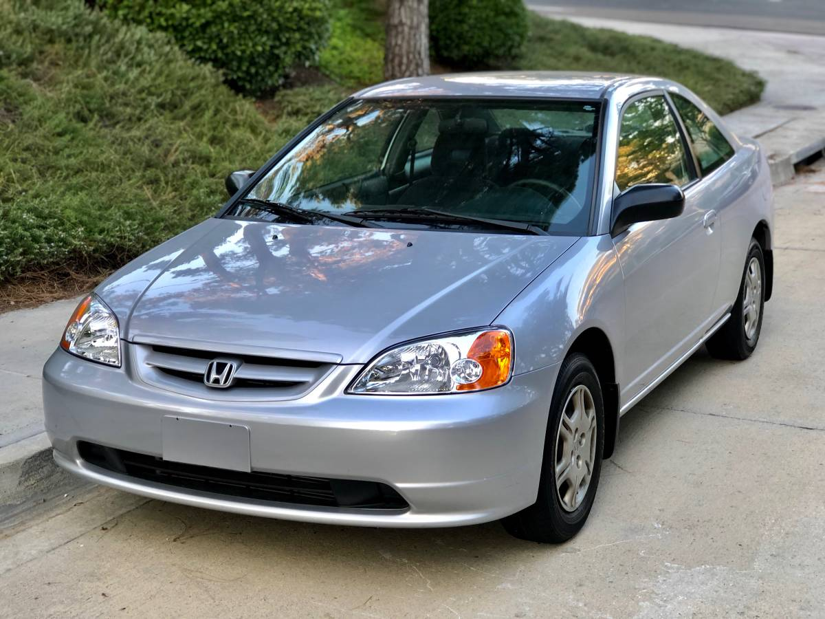 2003 Honda Civic Coupe With 11k Miles And 5 Speed Manual Klipnik