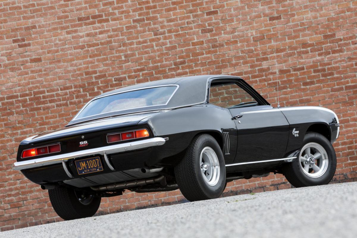 1969 Camaro SS 427 Baldwin-Motion