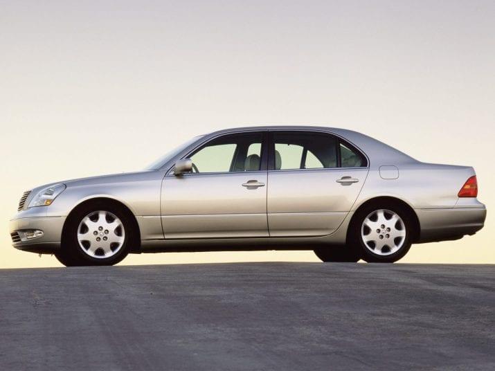 Lexus LS 430: Model History and Buyer's Guide
